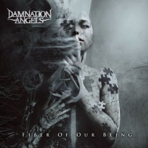 Damnation Angels - Fiber of Our Being [WEB] (2020)