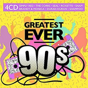 VA - Greatest Ever 90s [WEB] (2020)