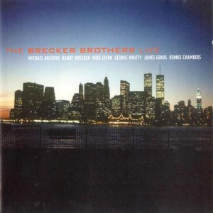 The Brecker Brothers - Live (1992)