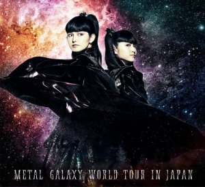 Babymetal - Metal Galaxy World Tour In Japan (2020) [Blu-ray]