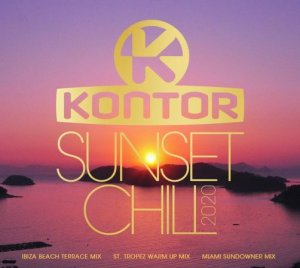 VA - Kontor Sunset Chill 2020 [WEB] (2020)