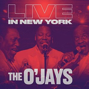 The O'Jays - Live In New York [WEB] (2020)