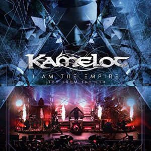 Kamelot - I Am the Empire: Live From The 013 [WEB] (2020)