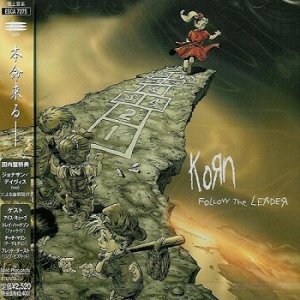 KoRn - Follow The Leader (Japan Edition) (1998)