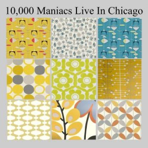 10000 Maniacs - Live In Chicago [WEB] (2020)