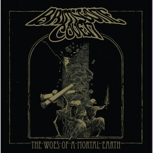 Brimstone Coven - The Woes Of A Mortal Earth [HD Tracks] (2020)