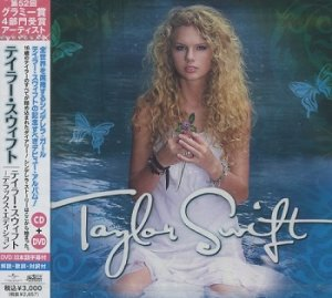 Taylor Swift - Taylor Swift (Japan Edition) (2010)