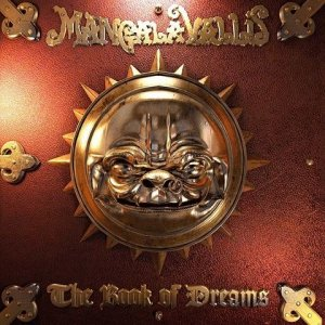 Mangala Vallis - The Book Of Dreams (2002)