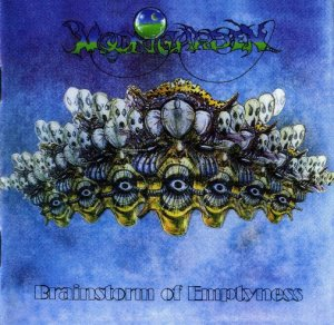 Moongarden - Brainstorm Of Emptyness (1995)