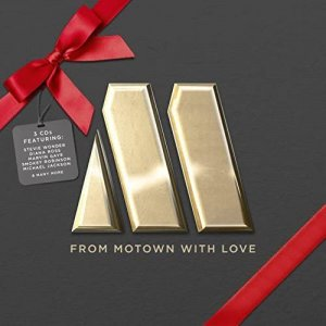 VA - From Motown With Love (2015)