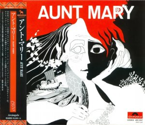 Aunt Mary - Aunt Mary (1970) [Japan Remastered, 2020]