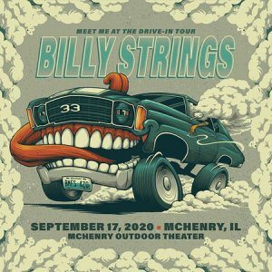 Billy Strings - McHenry Outdoor Theater, McHenry, IL 9-17-2020 [WEB] (2020)