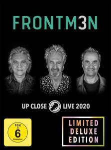 Frontm3n - Up Close: Live 2020 (2020) [Blu-ray]