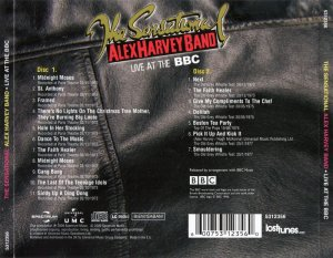 The Sensational Alex Harvey Band - Live at the BBC (1972-77) (2009) 2CD