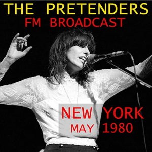 The Pretenders - FM Broadcast New York 1980 [WEB] (2020)
