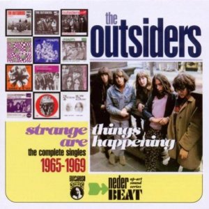 The Outsiders - Strange Things Are Happening (The Complete Singles 1965-1969) (2002)
