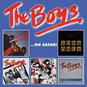 The Boys - The Boys On Safari [WEB] (2020)