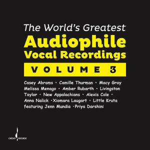 VA - The World's Greatest Audiophile Vocal Recordings Vol. 3 [WEB] (2019) [Hi-Res stereo]