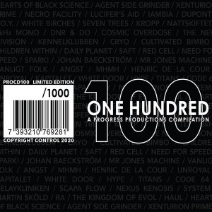 VA - 100 - One Hundred A Progress Productions Compilation [3CD Limited Edition Box Set] (2020)