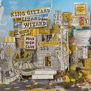 King Gizzard & The Lizard Wizard - Sketches Of Brunswick East [HD Tracks] (2017)