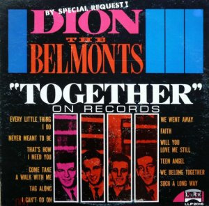 Dion & The Belmonts - Together (1966)
