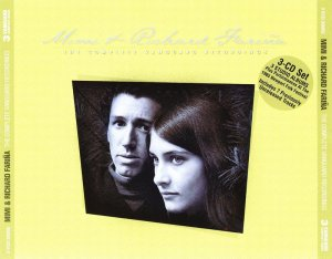 Mimi & Richard Farina - The Complete Vanguard Recordings (1965-68) (Remastered, 2007) 3CD