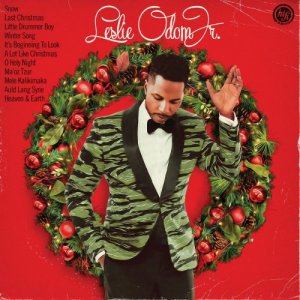 Leslie Odom Jr. - The Christmas Album [WEB] (2020)