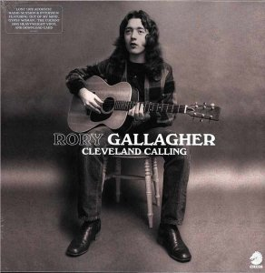 Rory Gallagher - Cleveland Calling (1972)[WEB](2020)