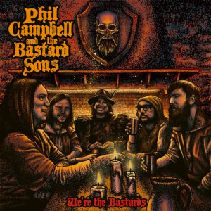 Phil Campbell and The Bastard Sons - We're The Bastards [HDtracks] (2020)