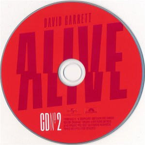 David Garrett - Alive: My Soundtrack (2CD) [Deluxe Edition] (2020)