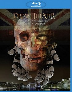 Dream Theater - Distant Memories: Live In London [2Blu-Ray] (2020)