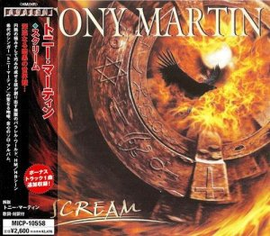 Tony Martin - Scream [Japan Edition] (2005)