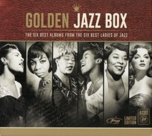 VA - Golden Jazz Box: The Six Albums From The Six Best Ladies Of Jazz [2015, 6CD]