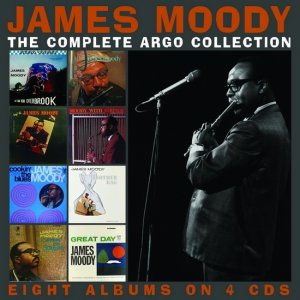 James Moody - The Complete Argo Collection  (1957-64) (2020) 4CD