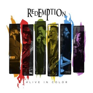 Redemption - Alive in Color (2020) [BDRip 1080p]