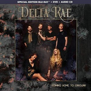 Delta Rae - Coming Home To Carolina (2020) [Blu-ray]