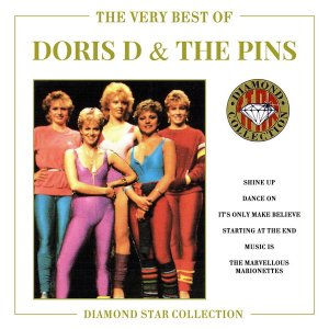 Doris D And The Pins - The Very Best Of (2020)