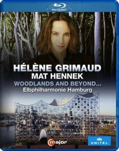 Helene Grimaud - Woodlands and beyond... (2020) [Blu-ray]