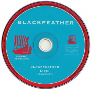 Blackfeather - Live! (Sunbury) (1974) (2005)