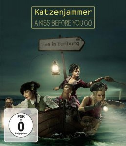 Katzenjammer: A Kiss Before You Go - Live in Hamburg (2012) [BDRip 1080p]